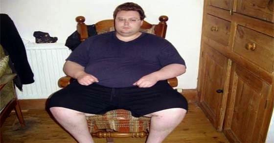 Ήταν 210 κιλά και μέσα σε 18 μήνες έγινε άλλος άνθρωπος!
