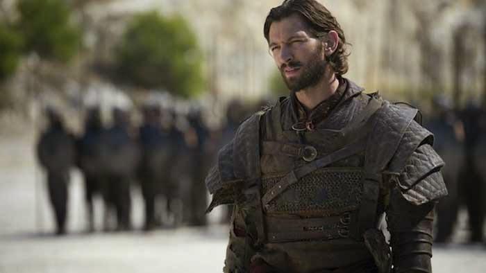 Daario μονομαχία