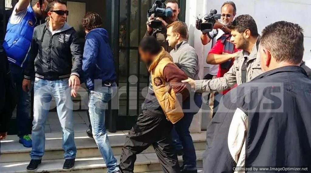 Μεταφέρθηκε σήμερα στο δικαστήριο Αμαλιάδας