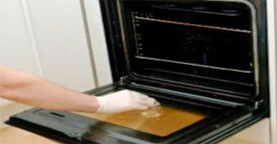 Μάθε πώς να καθαρίζεις τον φούρνο