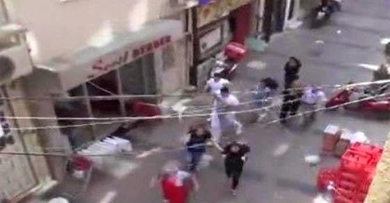 ώρα του σεισμού στην Τουρκία