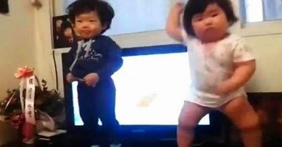 Δείτε την απίθανη χορογραφία που τρέλανε το You Tube