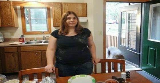 Έχασε 59 κιλά μέσα σε έναν χρόνο