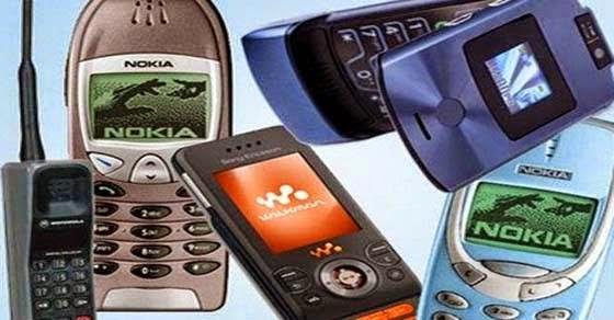 Έχεις κρατήσει την συσκευή του πρώτου σου κινητού