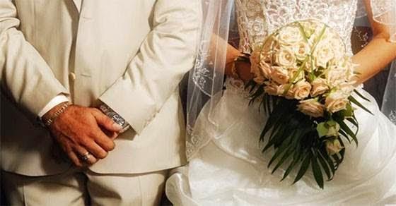 Χάλασε ο γάμος όταν αποκαλύφθηκε πως η νύφη