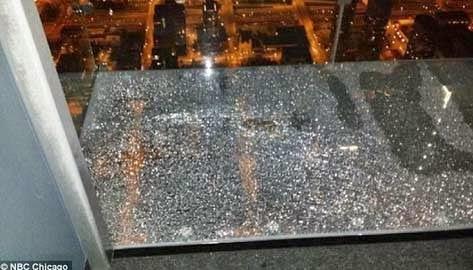θέα από τον ουρανοξύστη Willis