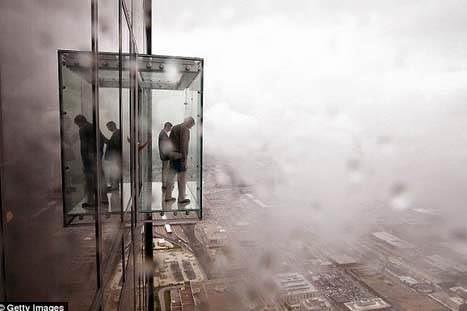 θέα από τον ουρανοξύστη Willis3