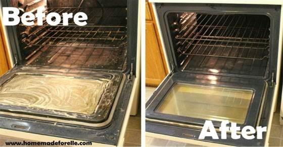ο πιο εύκολος τρόπος για να καθαρίσετε το φούρνο σας