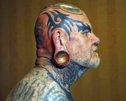 τατουάζ σε ηλικιωμένο 2