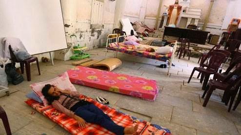 Οι Χριστιανοί στο Ιράκ είναι 2%