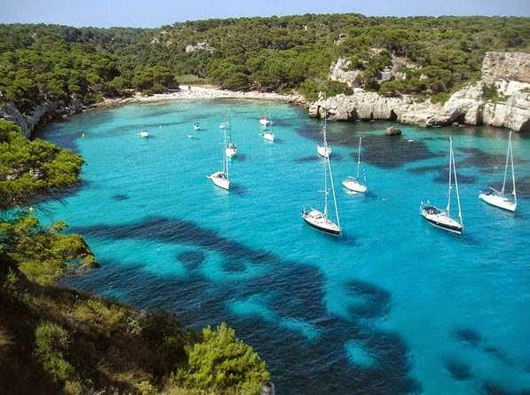 Ισπανικό νησί, την Μινόρκα2