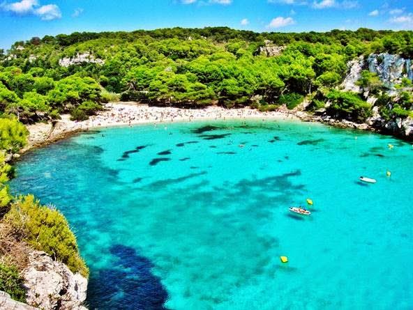 Ισπανικό νησί, την Μινόρκα3
