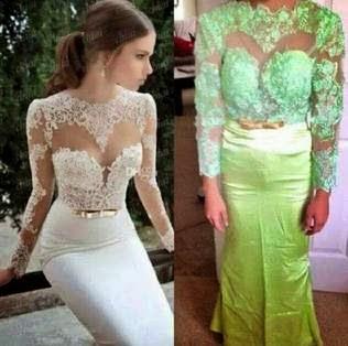 νυφικό  φόρεμα από την Κίνα