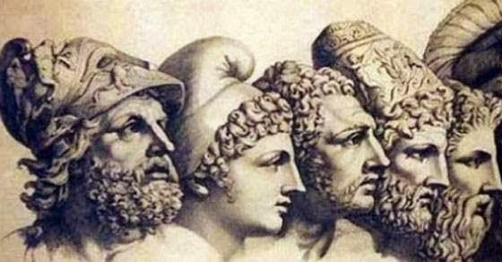 Όλοι οι μεγάλοι της Αρχαίας Ελλάδας πέθαναν από την ίδια αιτία