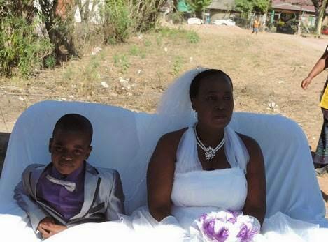 9χρονος παντρεύτηκε την 62χρονη3
