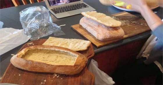 Το σάντουιτς που έρχεται κατευθείαν από την
