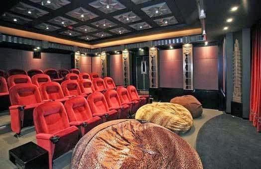 το σπίτι του David Spafford cinema