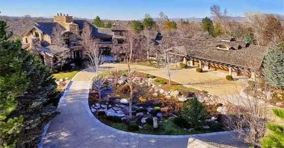 Αυτό το σπίτι πωλείται 15 εκατομμύρια δολάρια