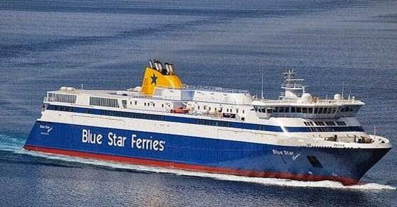 Δείτε Έλληνα καπετάνιο να δένει το πλοίο σε τρία λεπτά