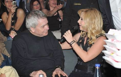 ο Γιάννης Πουλόπουλος