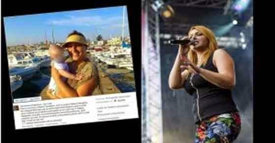 Έλενα Παπαρίζου: Χαμός στο Facebook