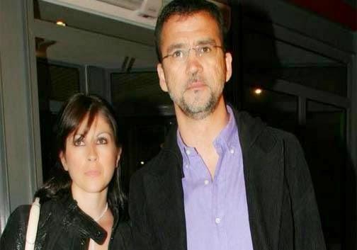 Πάνος Μεταξόπουλος και η Ζωή Βάιλα
