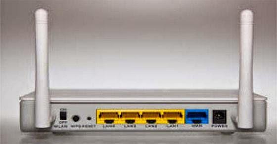 Αυτό είναι το σωστό σημείο για να τοποθετήσεις το Router