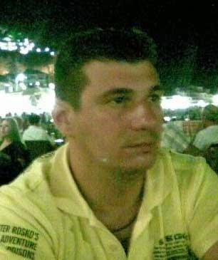 Ο 33χρονος Γιώργος Ορφανίδης