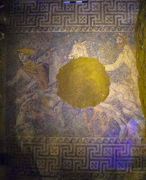 ο Βουκεφάλας, το άλογο του Μεγάλου Αλεξάνδρου