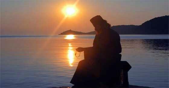 ηθοποιός που έγινε μονάχος και χειροτονήθηκε Διάκονος