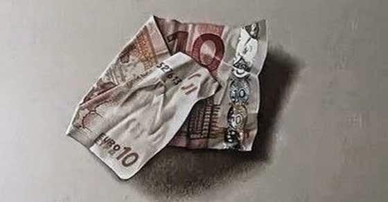 Νομίζετε ότι βλέπετε ένα 10ευρώ; Για κοιτάξτε λίγο