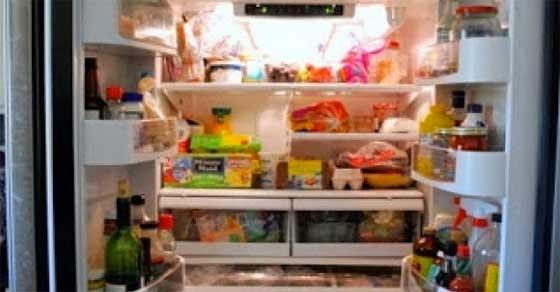 για να μην μουχλιάζουν τα φρούτα στο ψυγείο