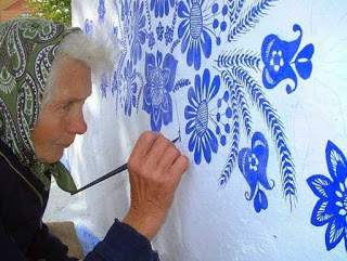 Agnes Kasparkova, από το χωριό Λούκα της Τσεχίας5