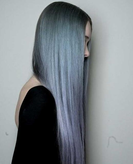 γκρίζα μαλλιά