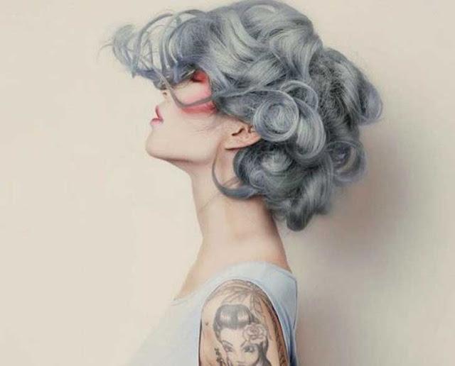 γκρίζα μαλλιά 1