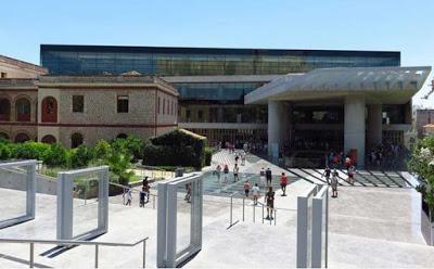 Το Μουσείο της Ακρόπολης έλαβε την 11 θέση.
