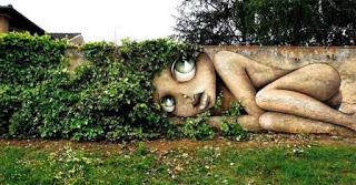 Υπέροχα έργα τέχνης του δρόμου που εντυπωσίασαν το 2015