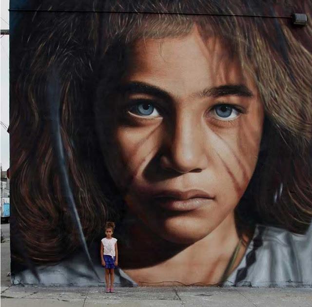 έργα τέχνης του δρόμου