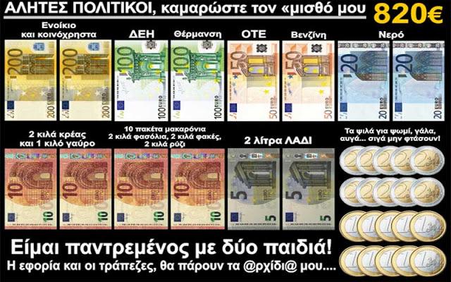 Το πορτοφόλι του Έλληνα αδειάζει