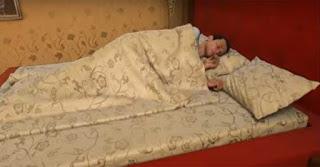 Το κρεβάτι που σε προστατεύει από τον πιο δυνατό σεισμό