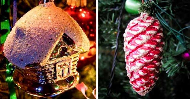 μαγικά χριστουγεννιάτικα στολίδια 1