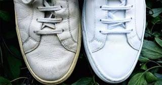 πώς να καθαρίσετε γρήγορα τα αθλητικά σας παπούτσια