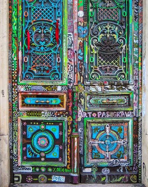 πόρτες ανά τον κόσμο που θυμίζουν ταινία φαντασίας1