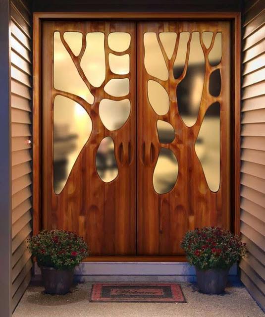 πόρτες ανά τον κόσμο που θυμίζουν ταινία φαντασίας 0