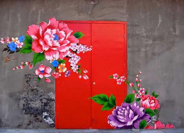 πόρτες ανά τον κόσμο που θυμίζουν ταινία φαντασίας8