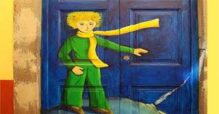 Πόρτες που θυμίζουν έργα τέχνης