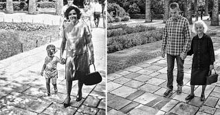Δυο φωτογραφίες με 47 χρόνια διαφοράς
